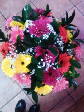 ramo-20-gerberas-multicolor-35€